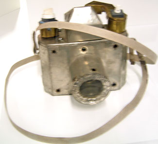 camera made from recycled material